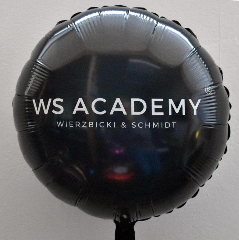 balon foliowy z nadrukiem ws academy