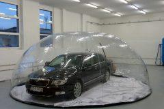 figura-pneumatyczna-na-samochód