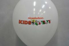 balon z nadrukiem kids fest legia