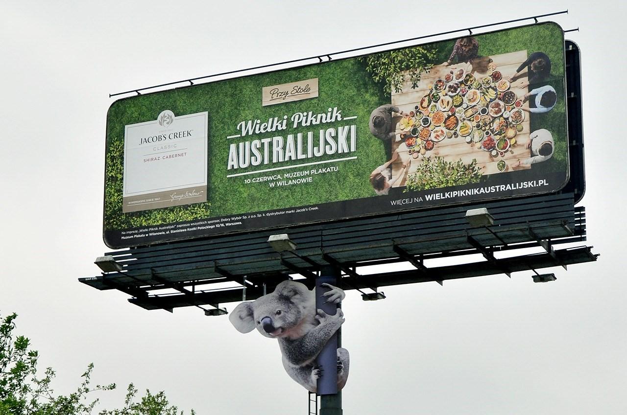Reklama outdoorowa i jej prawa