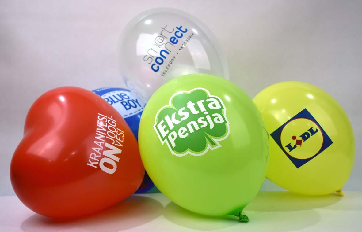 Do czego przydadzą Ci się balony z logo firmy?